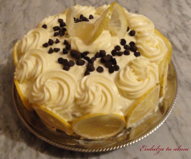 humedecer una torta con licor
