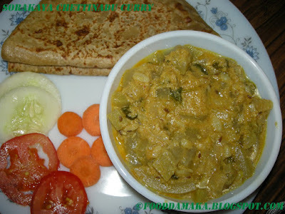 Sorakaya Chettinadu Curry
