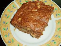 bolo de farinha de trigo integral com farinha de centeio