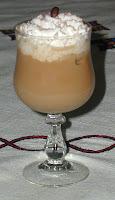 mistura para capuccino caseiro com chantilly em pó