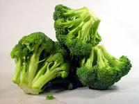 Hamburguer de brócolis