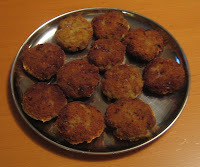 Cutlets, Indian-style