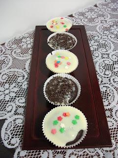 Meus primeiros cupcakes
