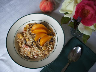 weetbix and apricot slice