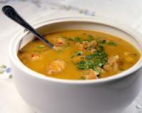 Sopa de Peixe na MFP