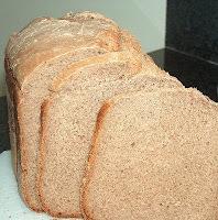 Pão com Gérmen de Trigo