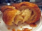 de croissant de presunto e queijo nao folhado