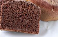 Pão Negro de Chocolate com Gotas