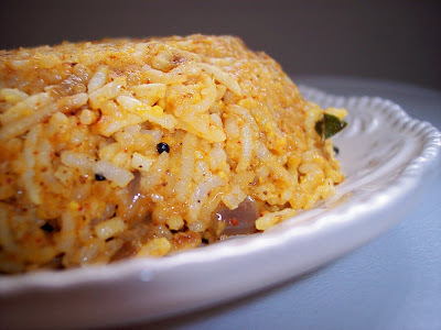 Tomato Rice- The Best I have ever Eaten!!