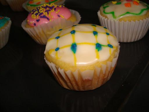 pasteles con sucralosa