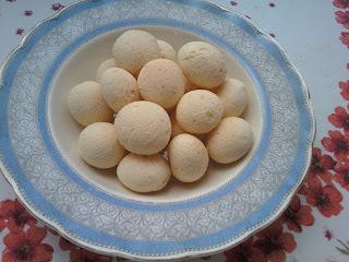 Pão de Queijo ( Receita da  Bete)