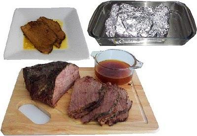 Res rostisada  (roast beef)