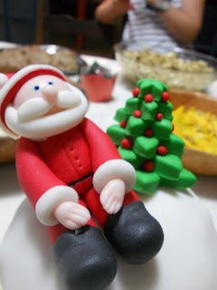 com fotos de comidas para ceia de natal