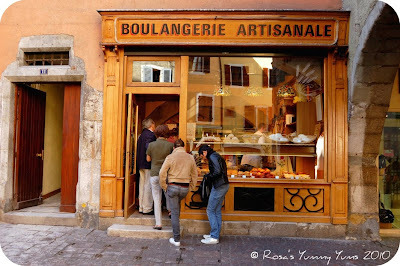 A LOVELY BAKERY - ANNECY