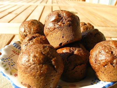 Muffin à la tapenade