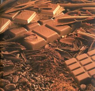 CHOCOLATE, UMA DELICIOSA TENTAÇÃO!