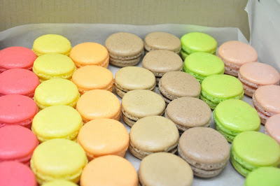 Ma Cherie Macaron by Chef Guillaume Nicoli