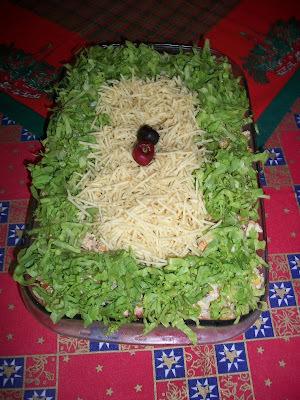 salpicão tradicional para 150 pessoas