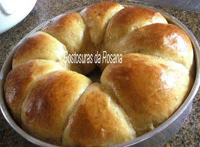 Pão com Creme de Cebola na MFP