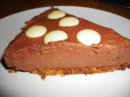 Cheesecake de Chocolate Pascoal