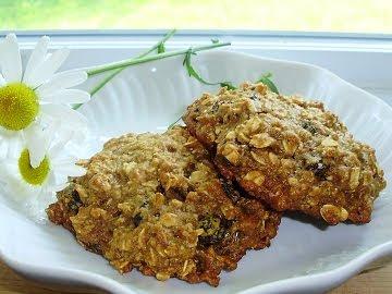Biscuits à l'avoine allégés
