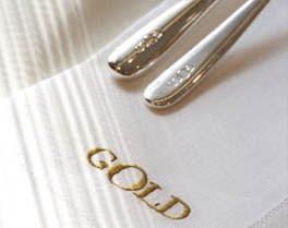 Gold: o restaurante de Dolce & Gabbana