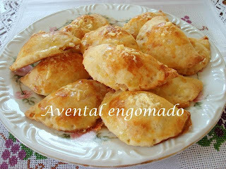 de recheio para pastel napolitano frito