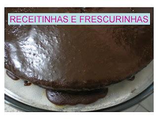 Dia Castanho - Bolo de Chocolate
