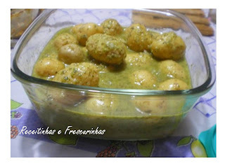 batatas em conserva para churrasco