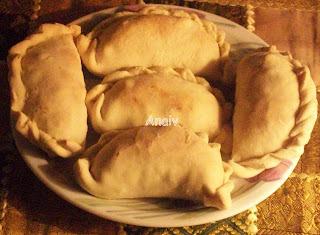 Masa empanadas, empanadillas -otra-