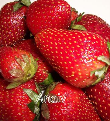 Tarta de frutillas - fresas -