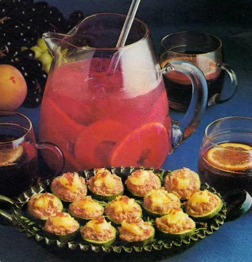 licor cozido de abacaxi