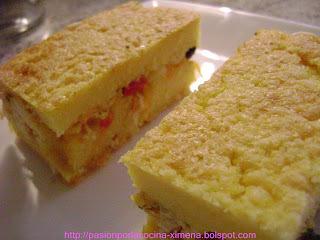 Polenta y empanadas de queso, dos ricas recetas.
