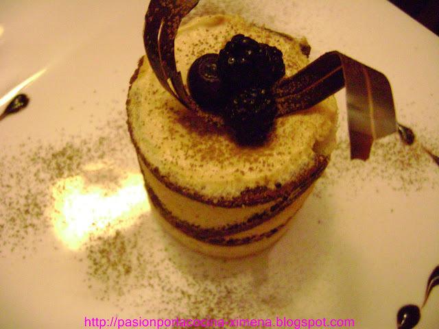 Torta mousse de manjar