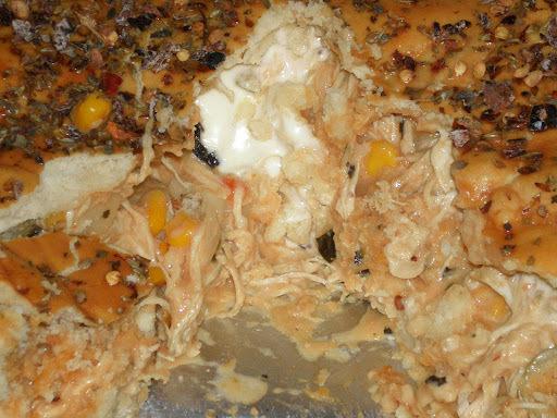 Empadão delicioso e cremoso de frango