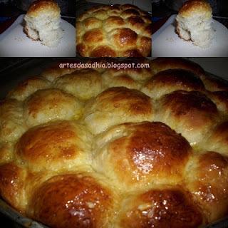 Pão doce simpatia