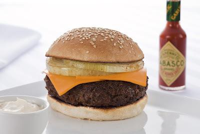Tex Mex Garlic Burger