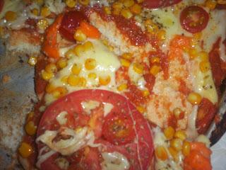 pizza de liquidificador liquidificador com creme de leite