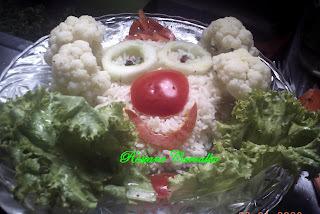 Salada Palhacinho