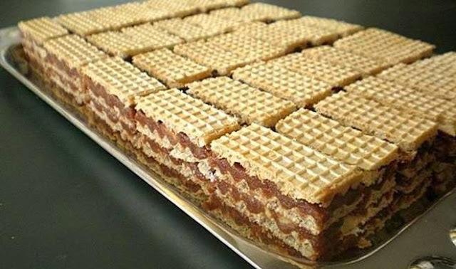 NAJBRŽI RECEPT ZA OBLATNE: Izdvojite 10 minuta i uživajte u ukusnom kolaču