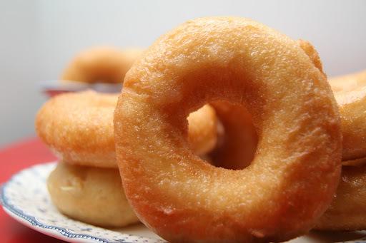 Donuts que saben a gloria