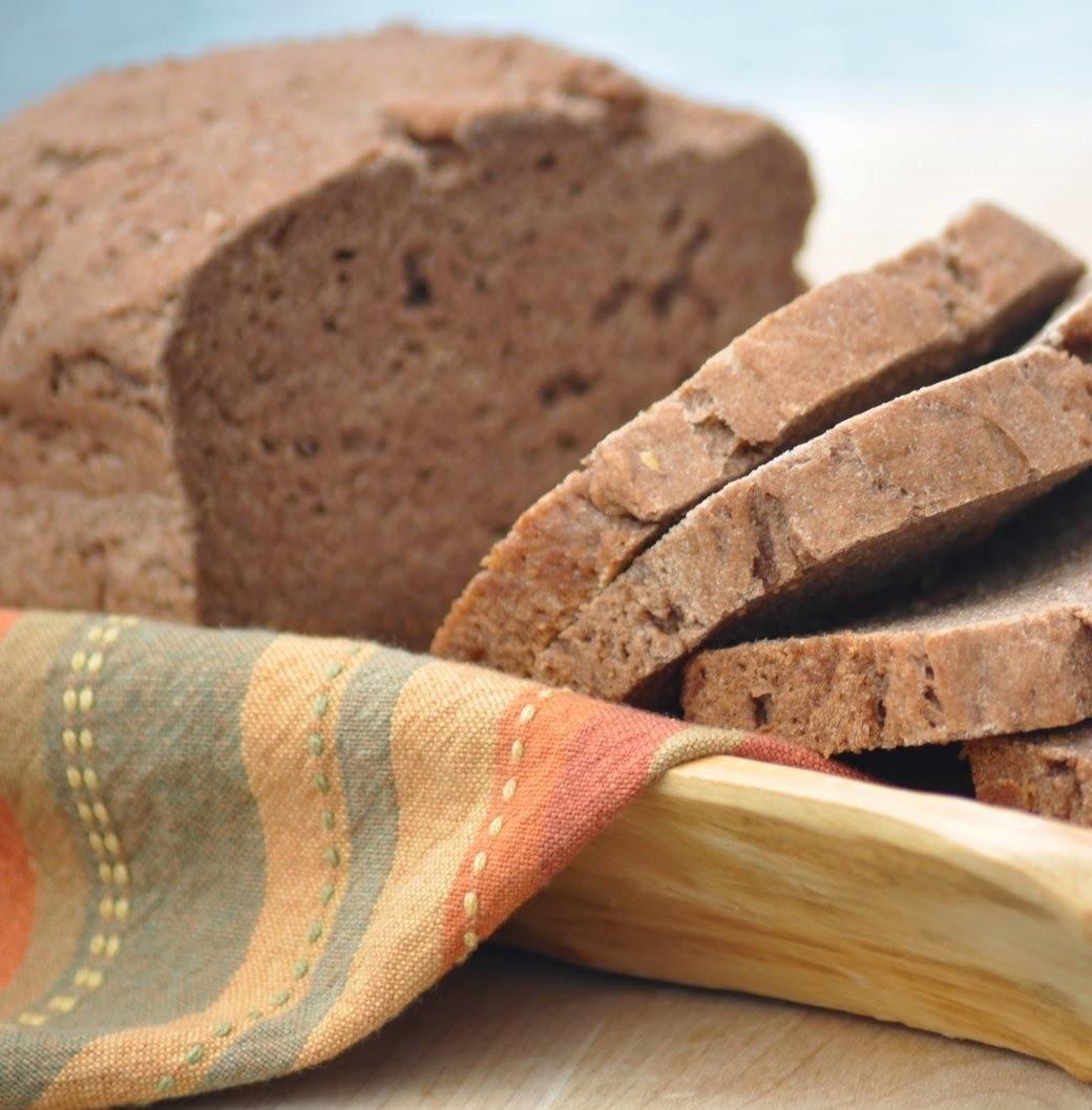 Pão de Farinha de Teff