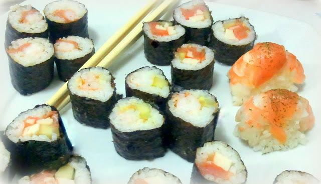 """Sushi """"martuki"""""""