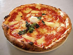pizza para quem tem colesterol alto