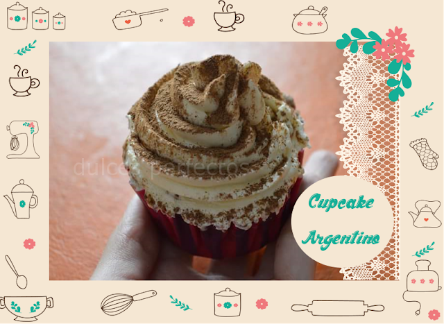 Receta: Cupcake Argentino