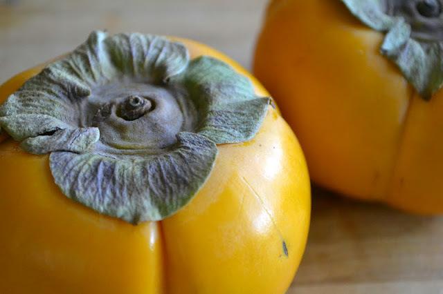 Spicy Mango Persimmon Chutney