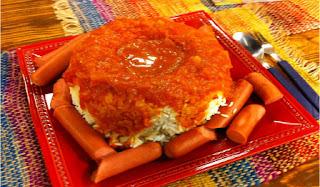 Hacer Salsa barbacoa casera de bajas calorias