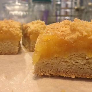 Lemon Curd Krummeltorte
