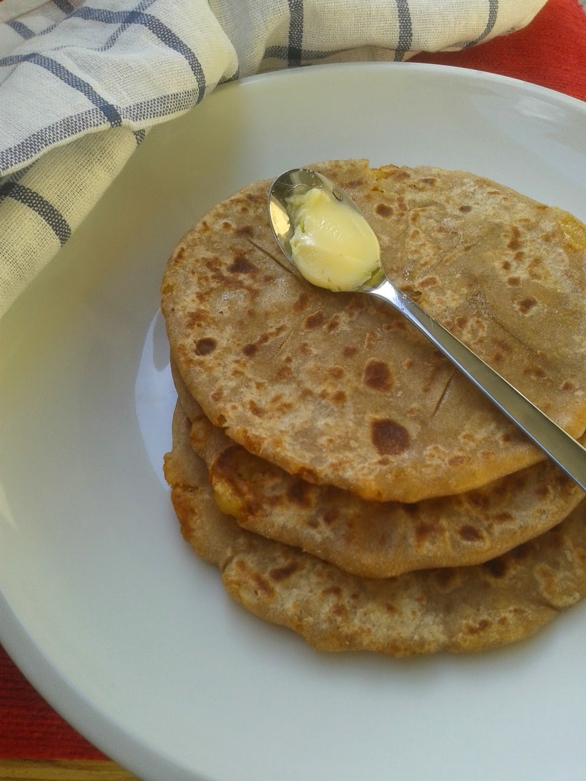 Recipe Of Aloo Paratha | How to make Stuffed Paratha