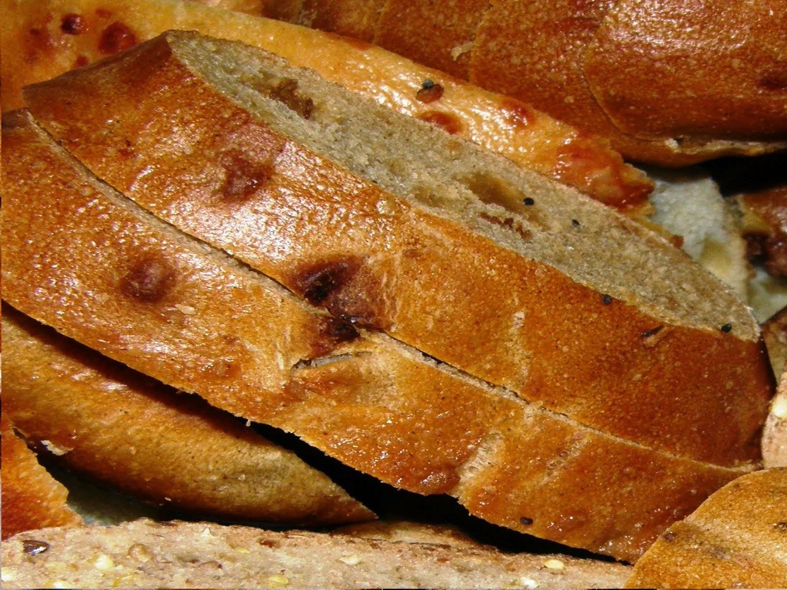 Receta de pan con chicharrones artesanal